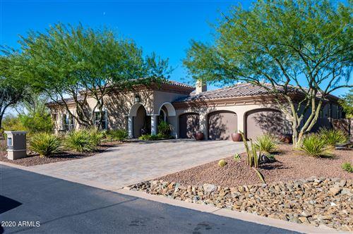 Photo of 8408 E TUMBLEWEED Drive, Scottsdale, AZ 85266 (MLS # 6167900)