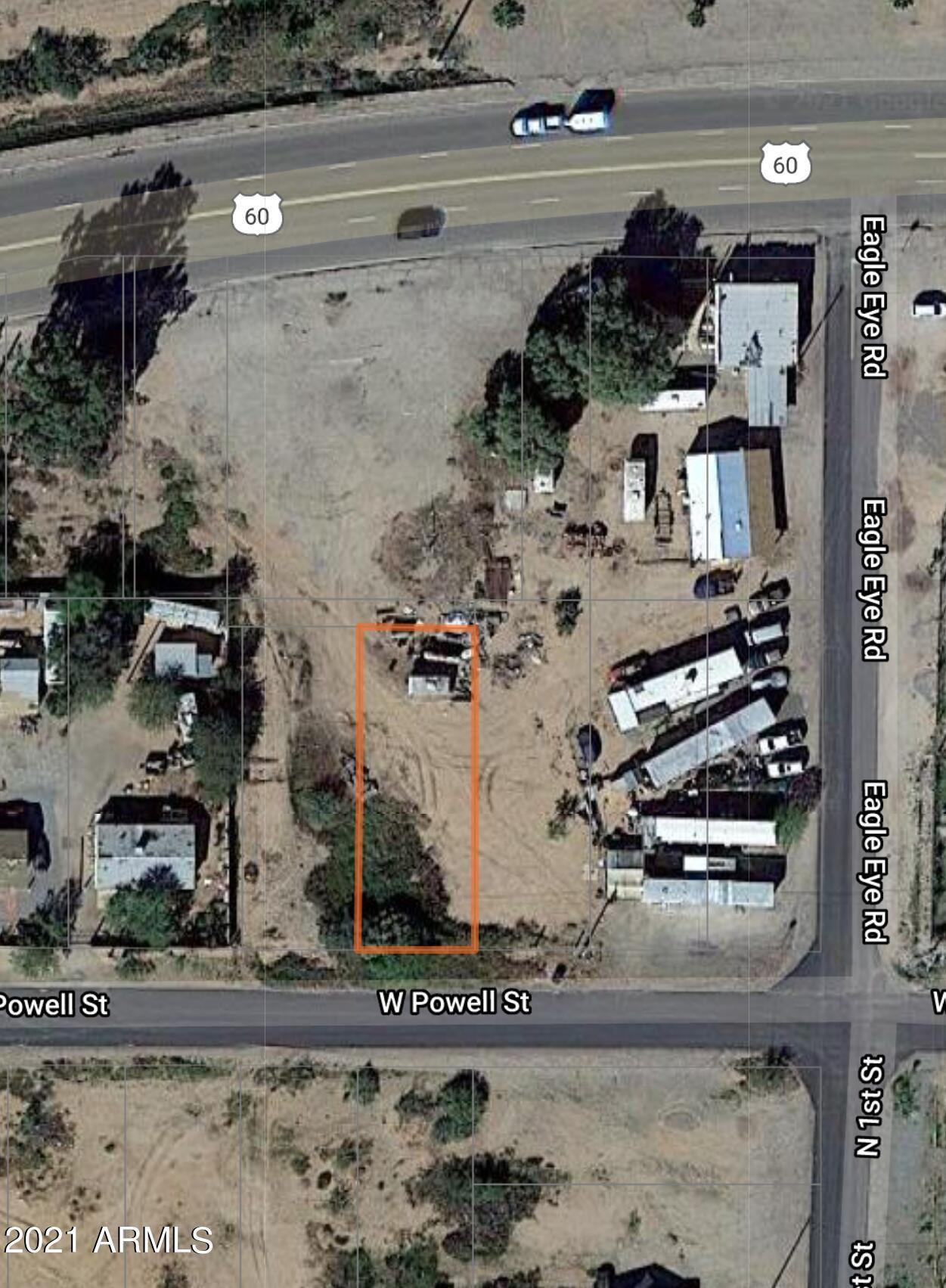 Photo of 51412 W Powell Street, Aguila, AZ 85320 (MLS # 6209900)