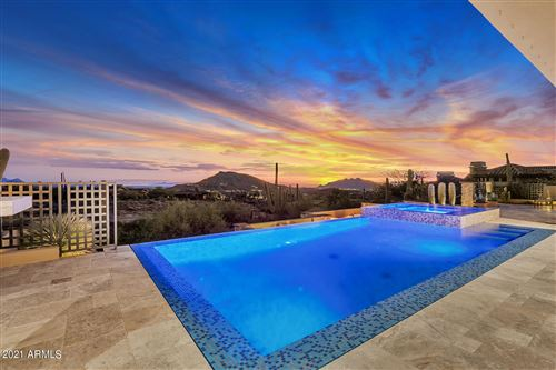 Photo of 9921 E HONEY MESQUITE Drive, Scottsdale, AZ 85262 (MLS # 6178901)