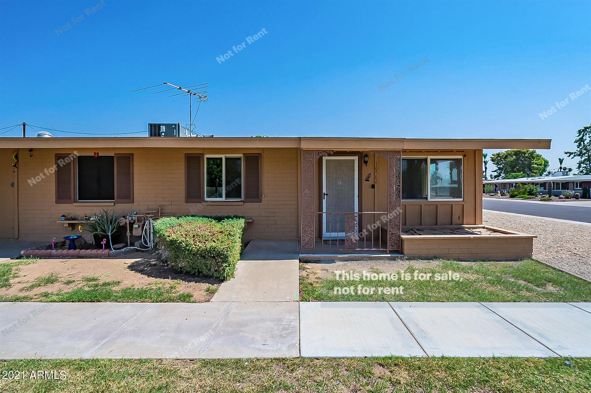Photo of 10560 W OAKMONT Drive, Sun City, AZ 85351 (MLS # 6294901)
