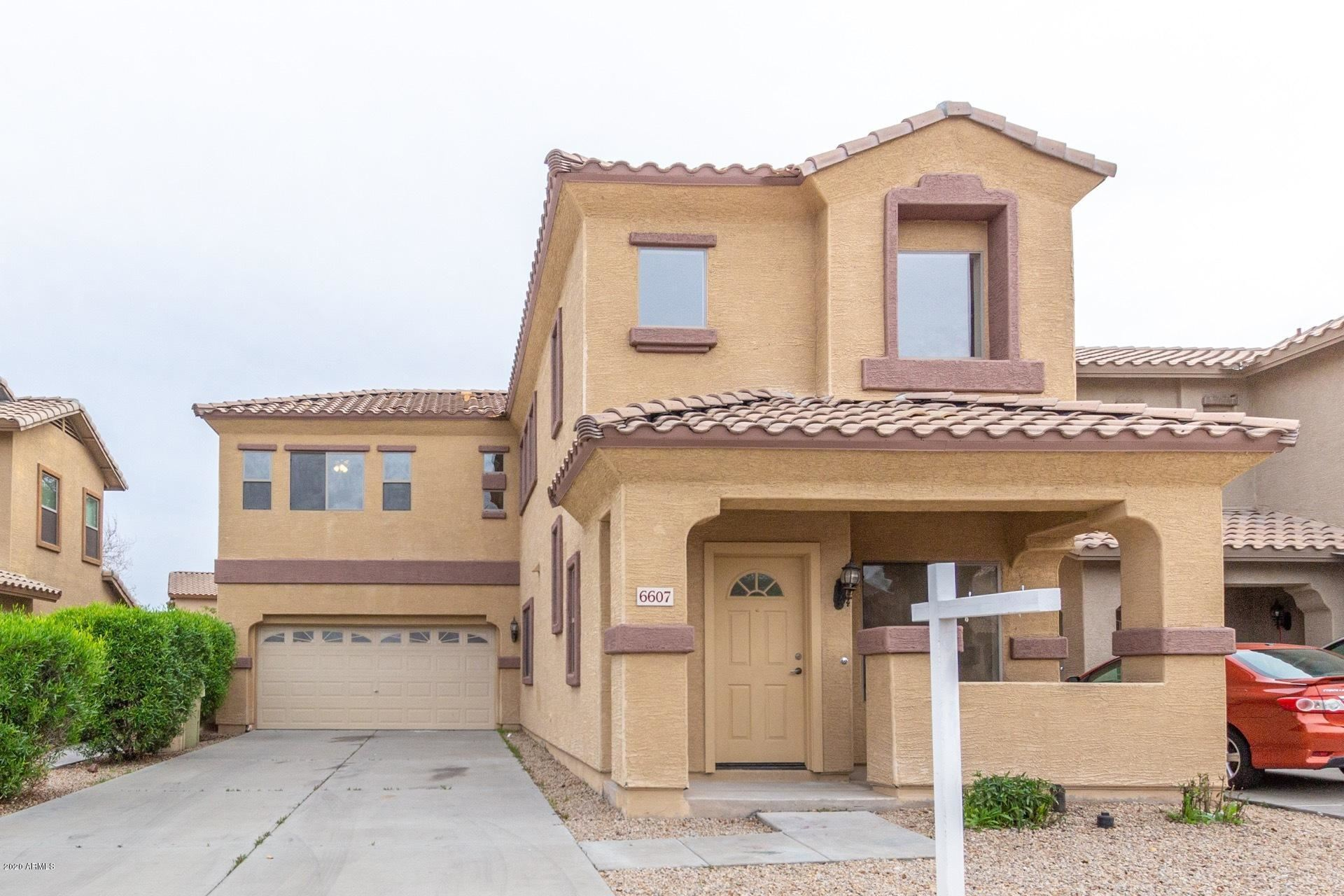 6607 W DESERT HILLS Drive, Glendale, AZ 85304 - #: 6035902