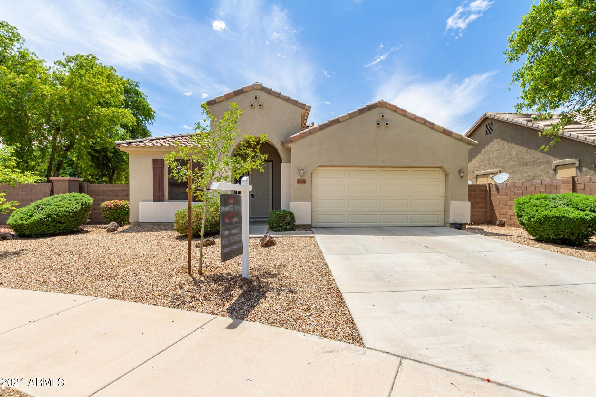 Photo of 13876 N 141ST Lane, Surprise, AZ 85379 (MLS # 6271902)