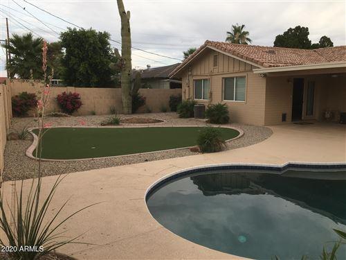 Photo of 6419 E CAMBRIDGE Avenue, Scottsdale, AZ 85257 (MLS # 6169903)