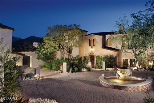 Photo of 20945 N 104TH Street, Scottsdale, AZ 85255 (MLS # 6175903)