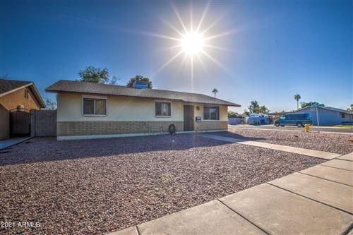 Photo of 3219 S EDWARD Drive, Tempe, AZ 85282 (MLS # 6309903)