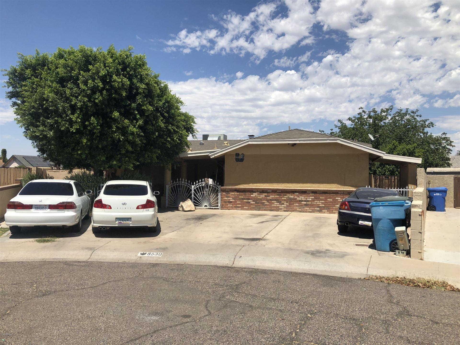 8530 W TURNEY Avenue, Phoenix, AZ 85037 - #: 6079903