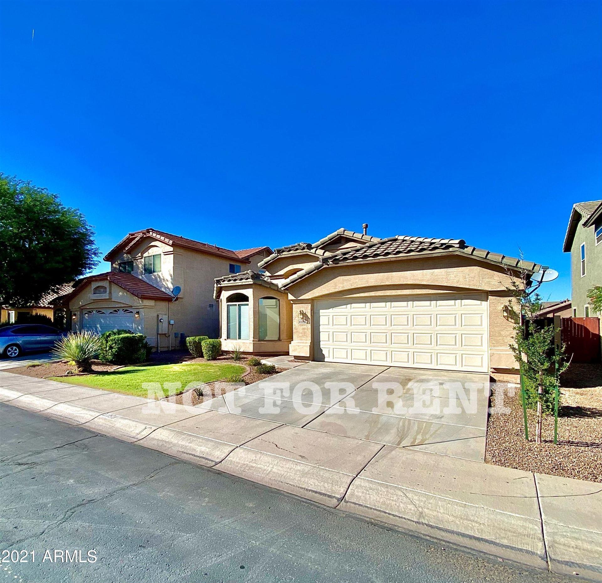 Photo of 41898 W COLBY Drive, Maricopa, AZ 85138 (MLS # 6307903)