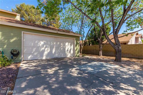 Photo of 3134 E MCKELLIPS Road #159, Mesa, AZ 85213 (MLS # 6217904)