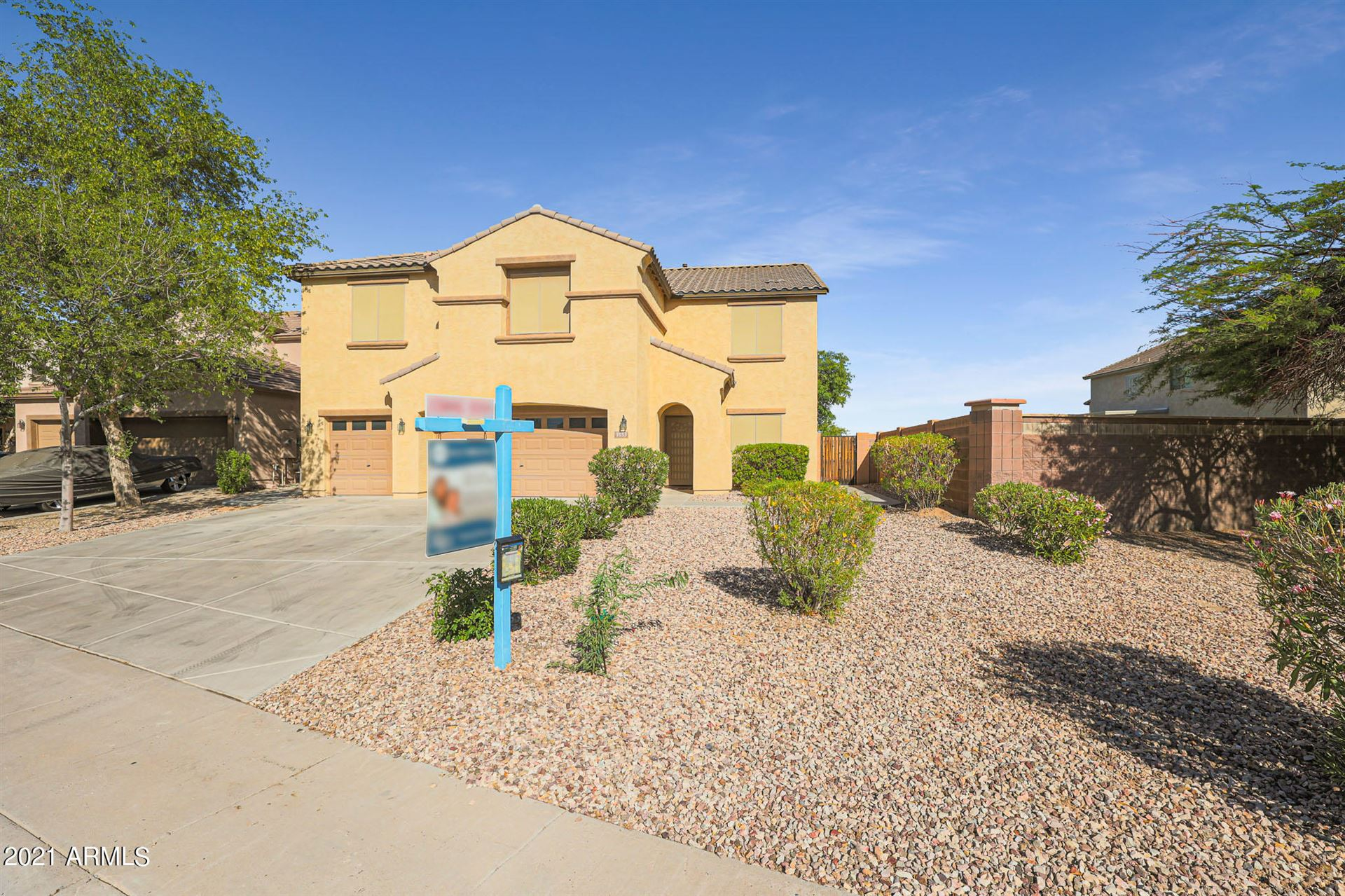 Photo of 3553 N 301ST Lane, Buckeye, AZ 85396 (MLS # 6249904)