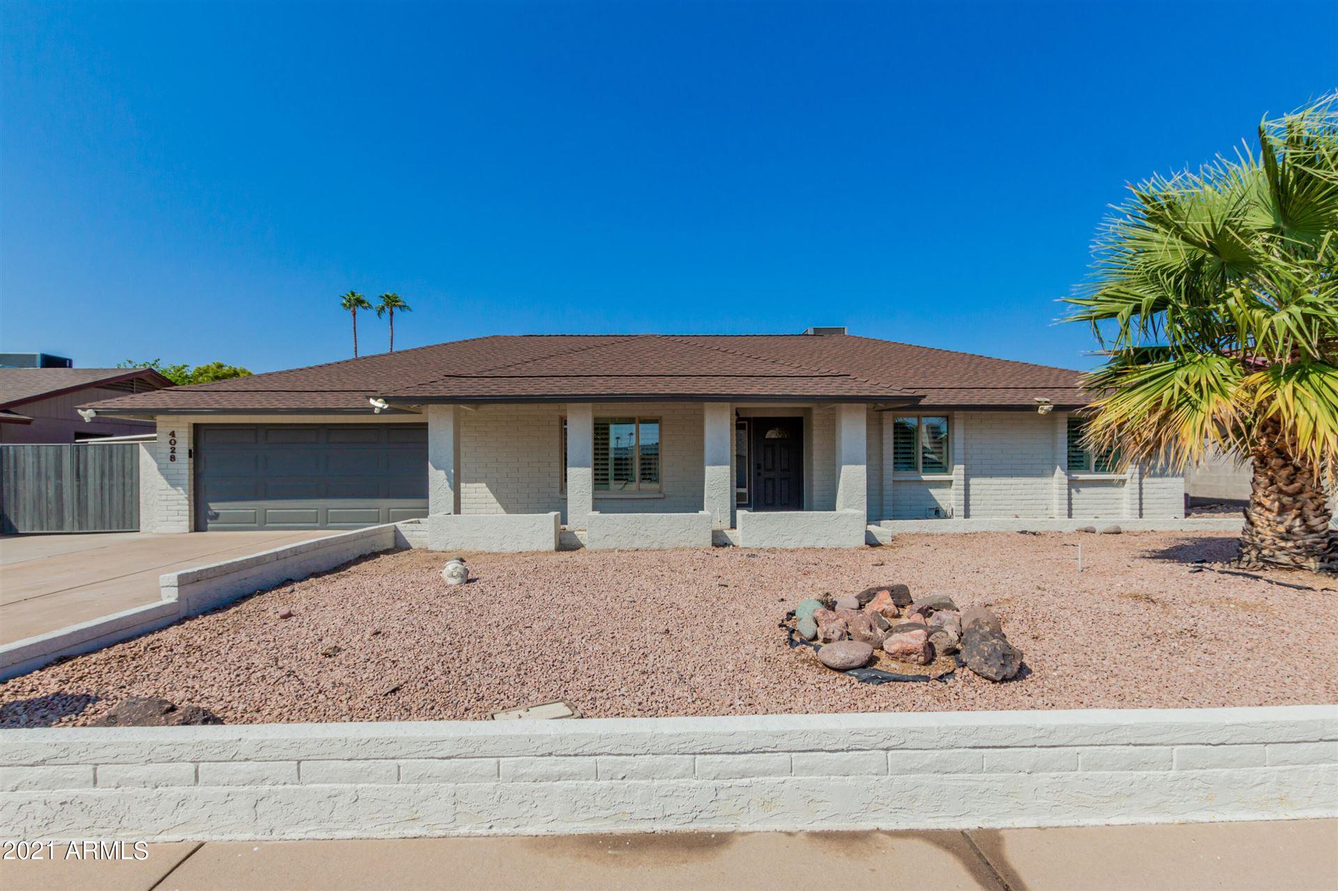 4028 W CAMPO BELLO Drive, Glendale, AZ 85308 - MLS#: 6294904