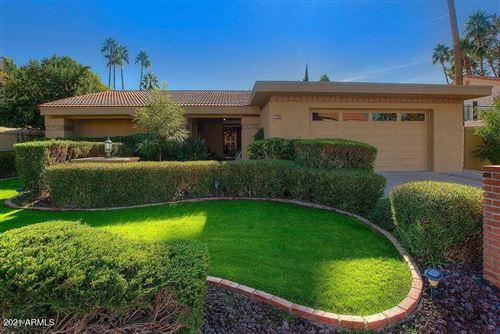 Photo of 8541 N FARVIEW Drive, Scottsdale, AZ 85258 (MLS # 6252905)
