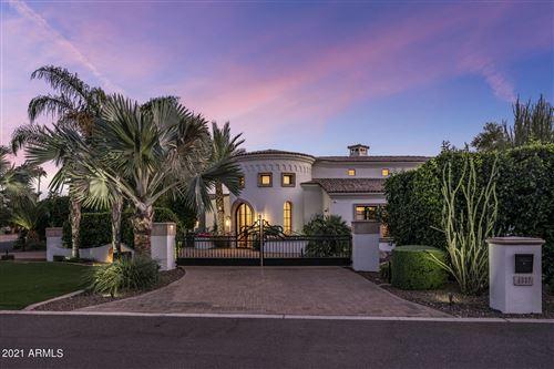 Photo of 6037 E DONNA Circle, Paradise Valley, AZ 85253 (MLS # 6178906)