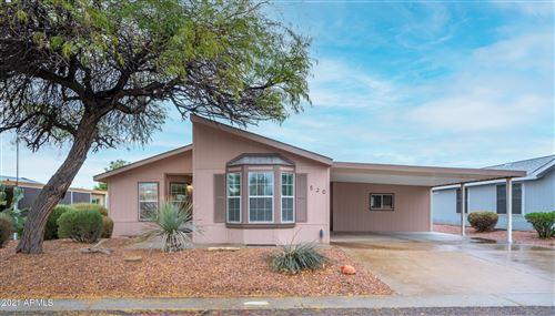 Photo of 8500 E SOUTHERN Avenue #520, Mesa, AZ 85209 (MLS # 6185906)