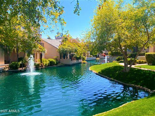 Photo of 7272 E Gainey Ranch Road #72, Scottsdale, AZ 85258 (MLS # 6214906)