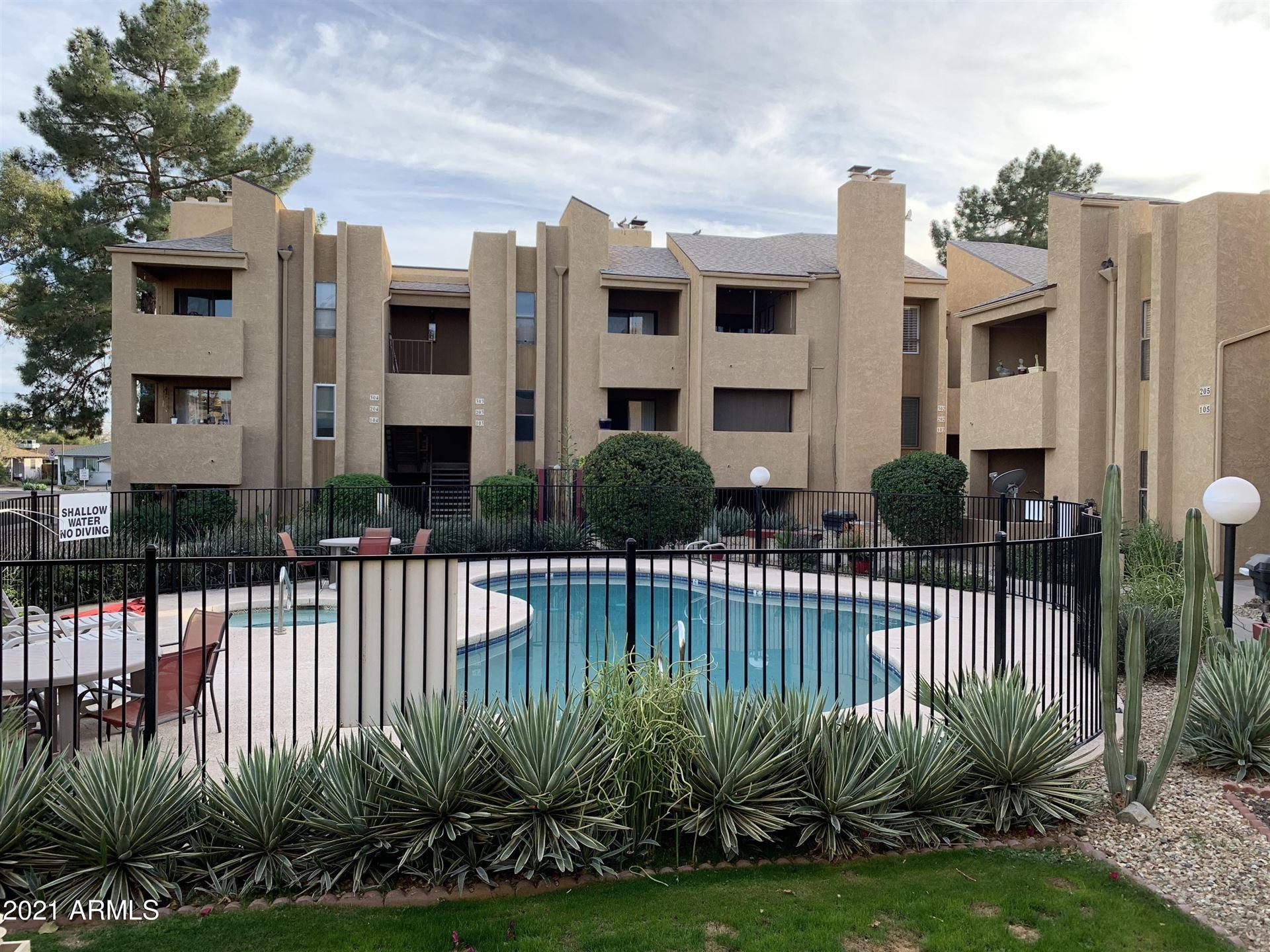 7502 E THOMAS Road #210, Scottsdale, AZ 85251 - MLS#: 6194906
