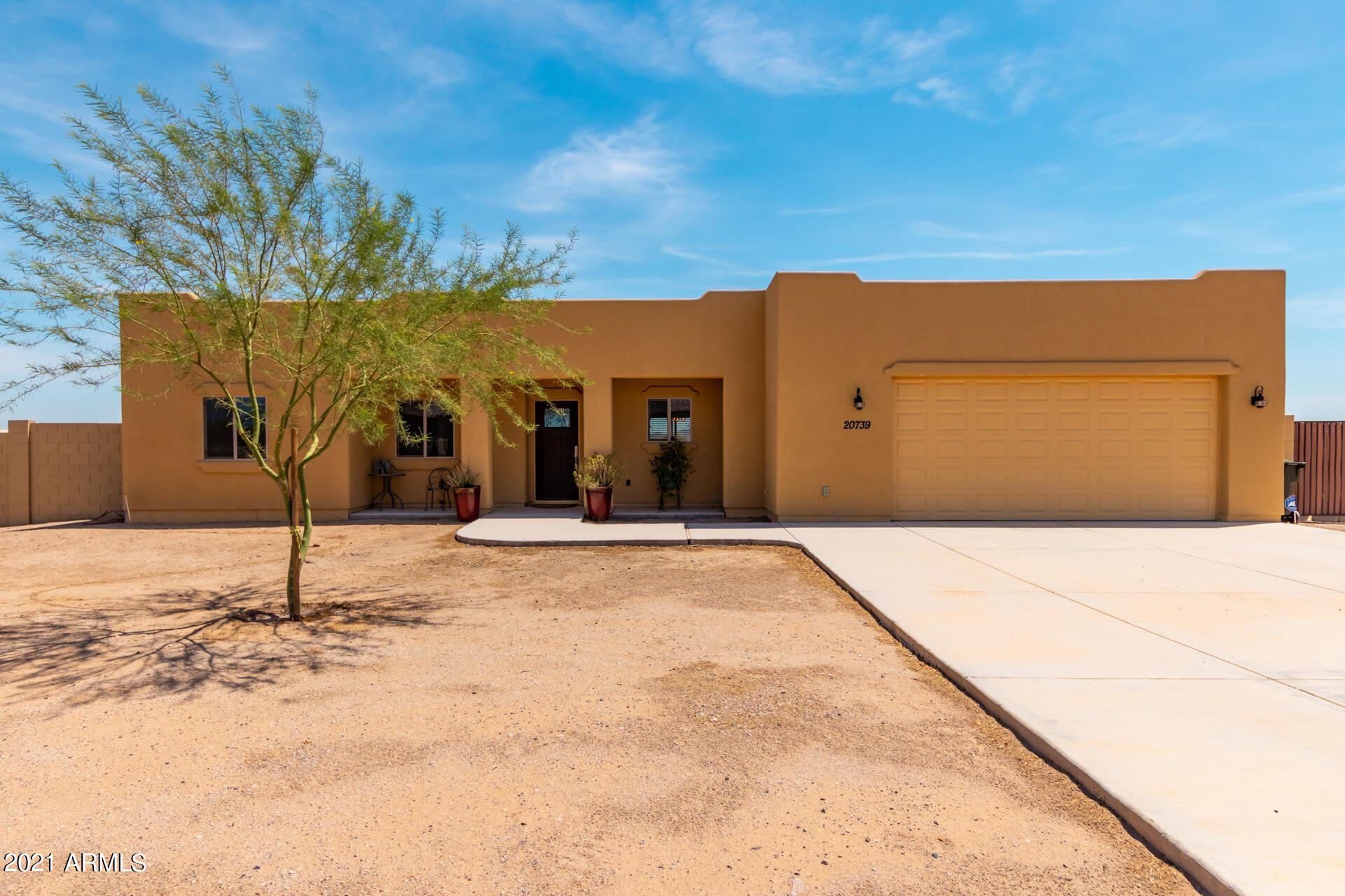 Photo of 20739 W SAGUARO VISTA Drive, Wittmann, AZ 85361 (MLS # 6254906)