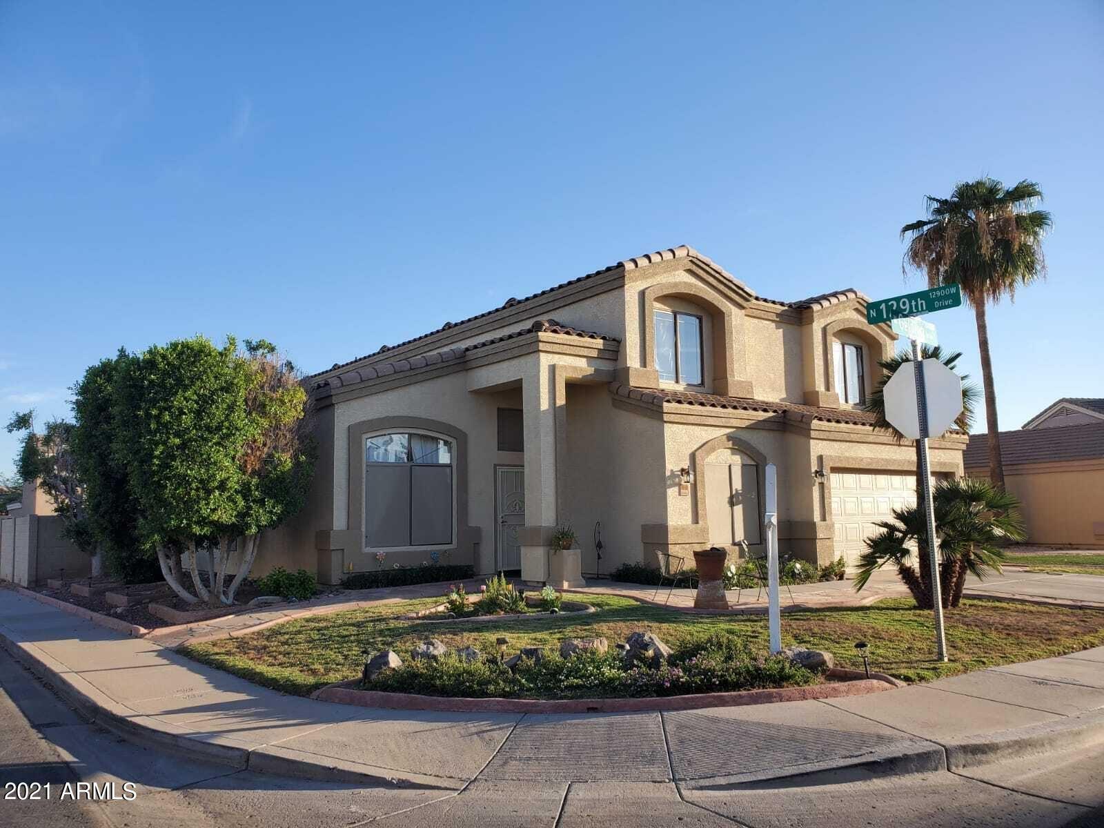 Photo of 12901 W GELDING Drive, El Mirage, AZ 85335 (MLS # 6301906)