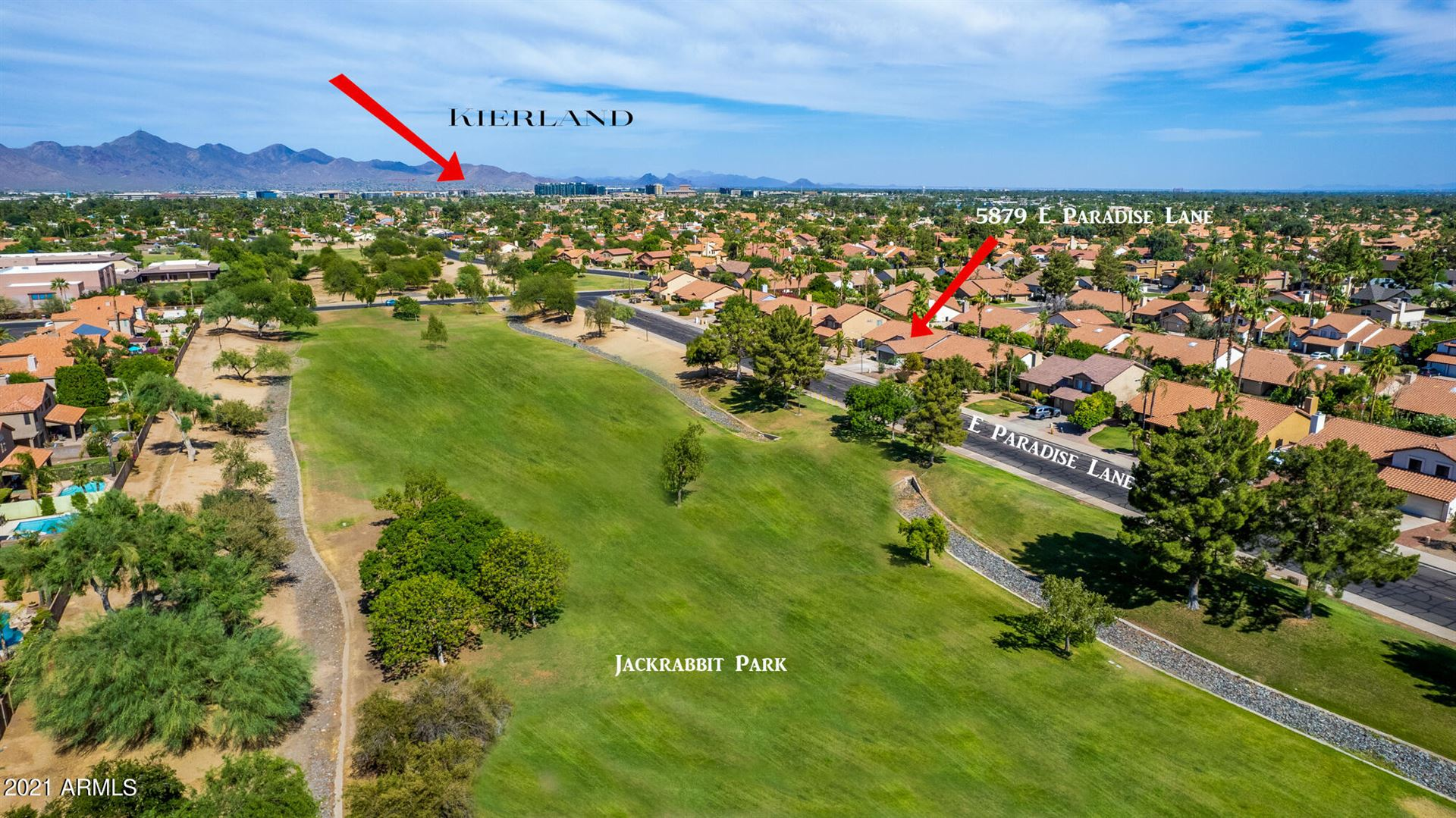 Photo of 5879 E Paradise Lane, Scottsdale, AZ 85254 (MLS # 6245908)
