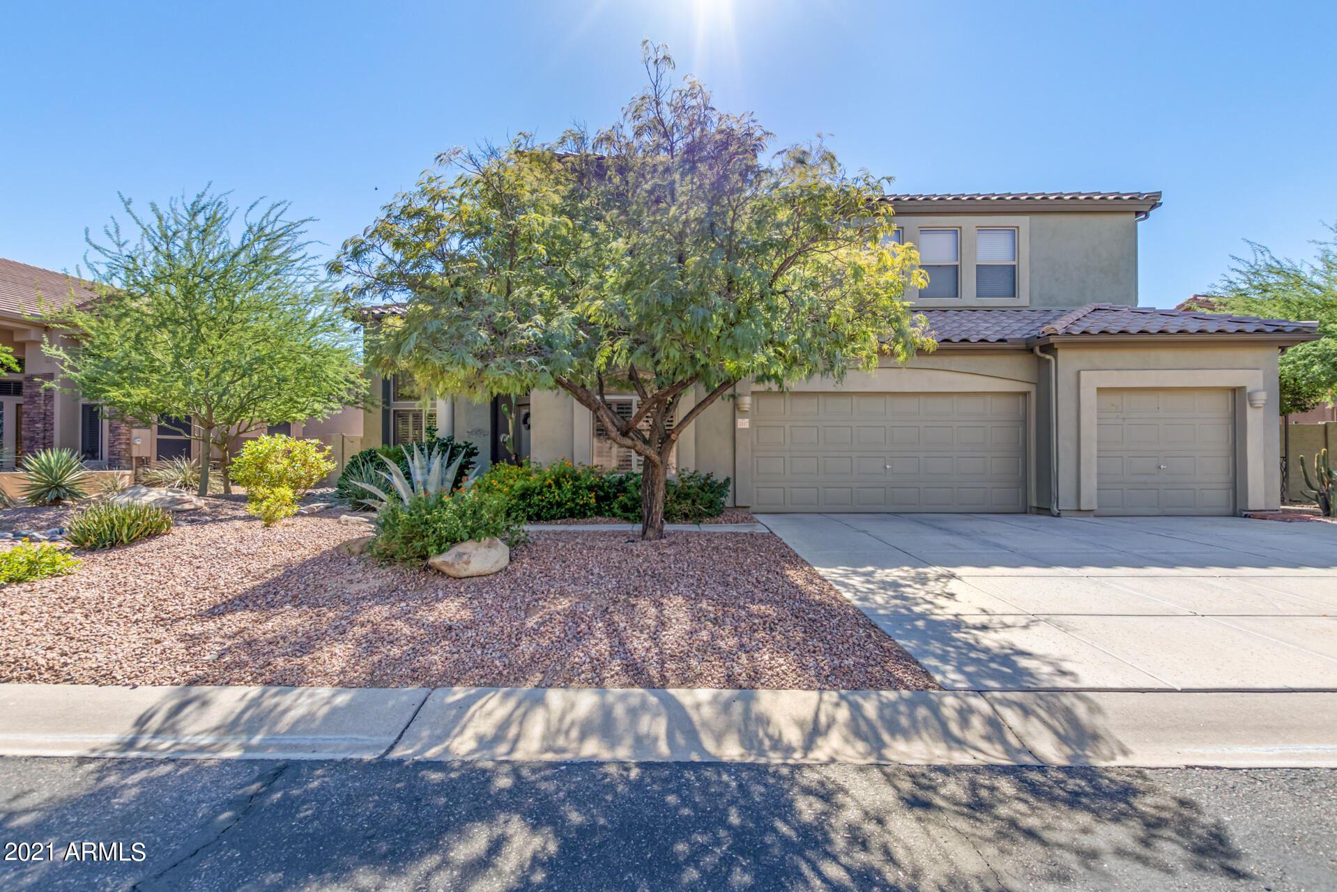 Photo of 7347 E SAYAN Street, Mesa, AZ 85207 (MLS # 6307908)