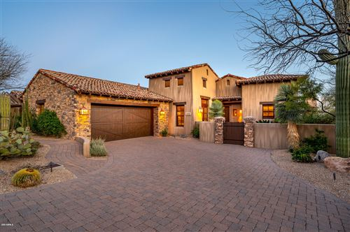 Photo of 42159 N SAGUARO FOREST Drive, Scottsdale, AZ 85262 (MLS # 6056909)