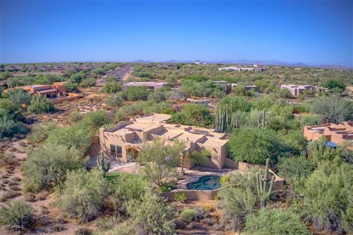 Photo of 5976 E AGAVE Place, Carefree, AZ 85377 (MLS # 6109909)