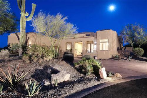 Photo of 10783 E MONUMENT Drive, Scottsdale, AZ 85262 (MLS # 6294909)