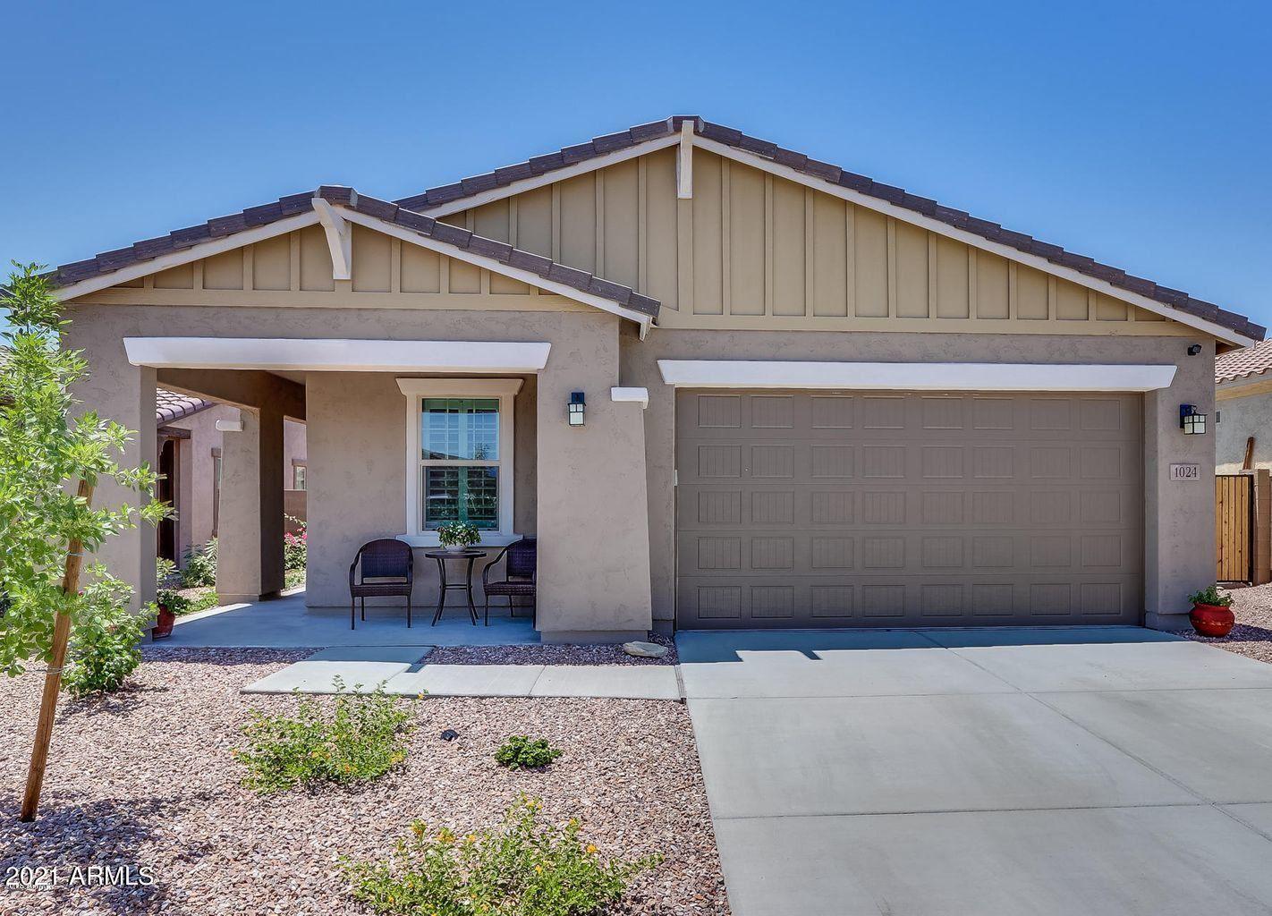 Photo of 1024 S 200TH Lane, Buckeye, AZ 85326 (MLS # 6264909)