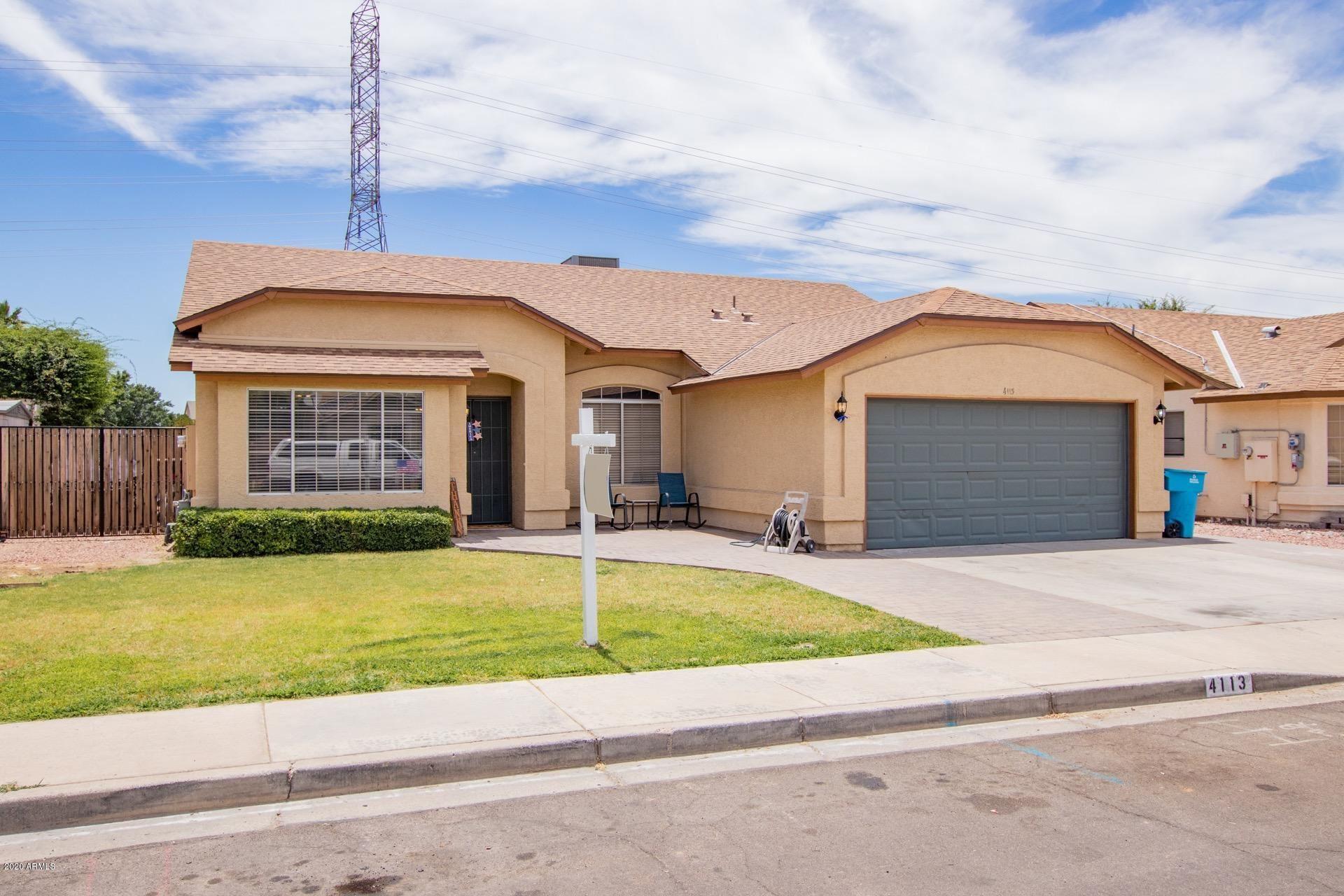 4113 W WHISPERING WIND Drive, Glendale, AZ 85310 - MLS#: 6095910