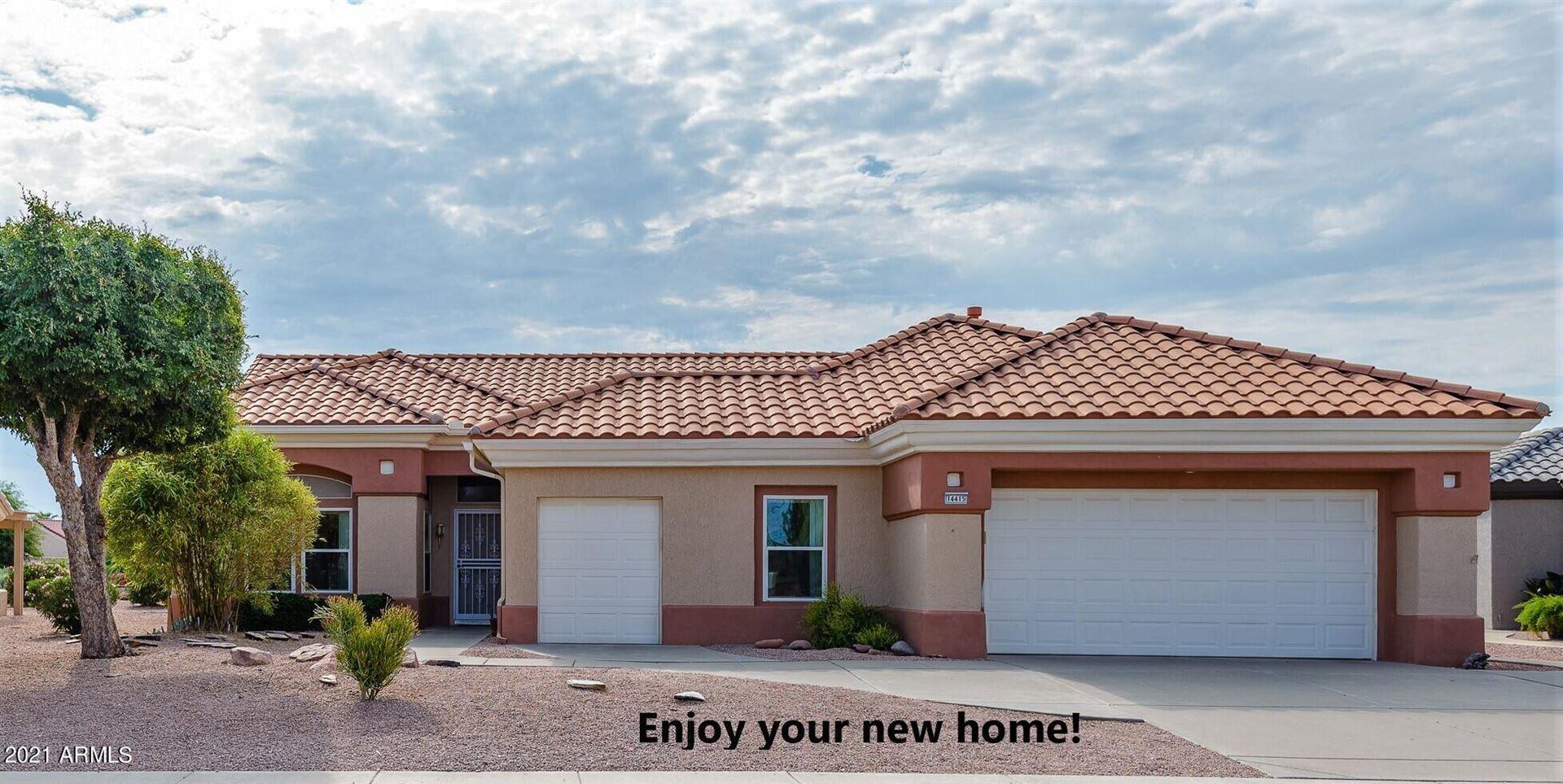 14415 W BLACK GOLD Lane, Sun City West, AZ 85375 - MLS#: 6279910