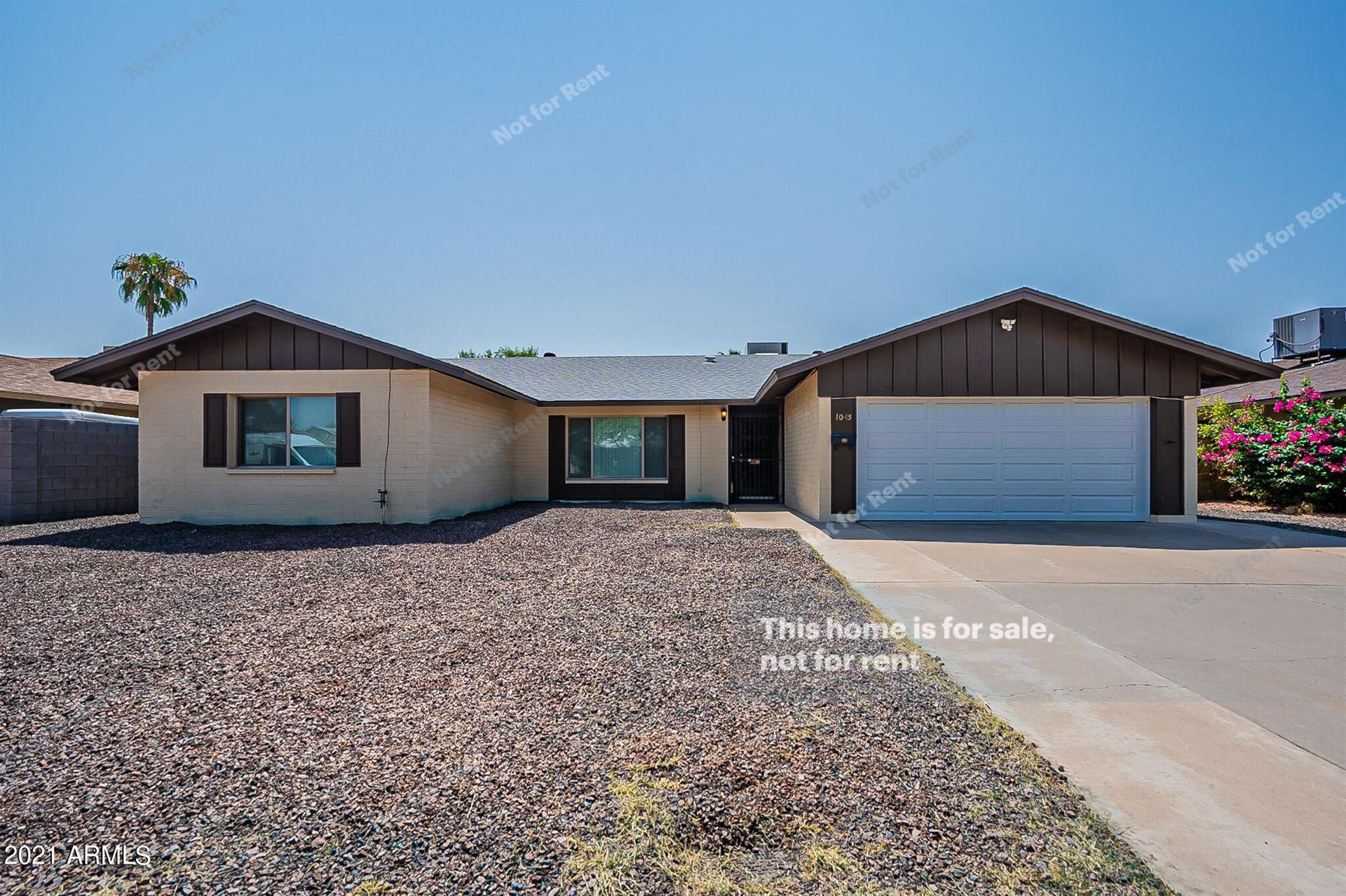 1045 E FROST Drive, Tempe, AZ 85282 - MLS#: 6294910