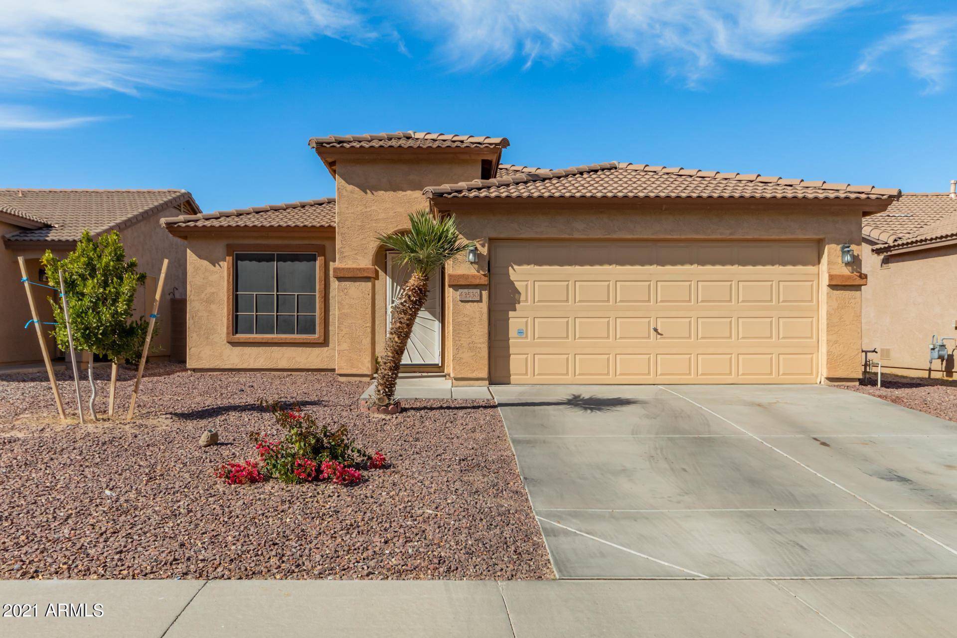 Photo of 43530 W SAGEBRUSH Trail, Maricopa, AZ 85138 (MLS # 6201911)