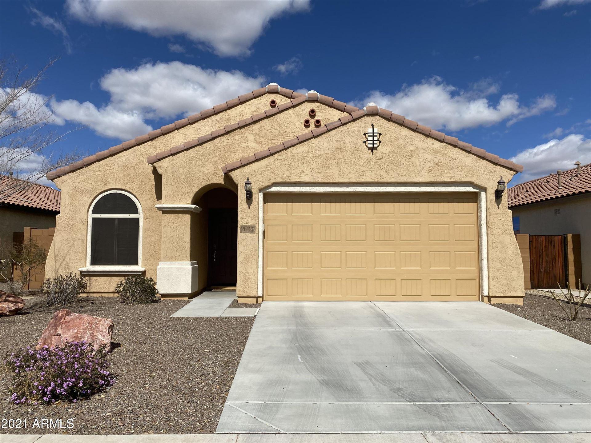 Photo of 26120 W ORAIBI Drive, Buckeye, AZ 85396 (MLS # 6202911)