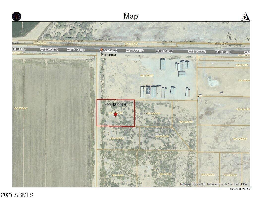 Photo of xx E Beloat Road, Buckeye, AZ 85326 (MLS # 6231911)