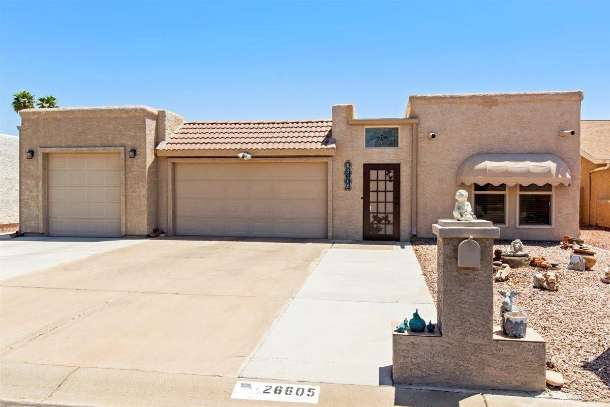 Photo of 26605 S NICKLAUS Drive, Sun Lakes, AZ 85248 (MLS # 6227913)