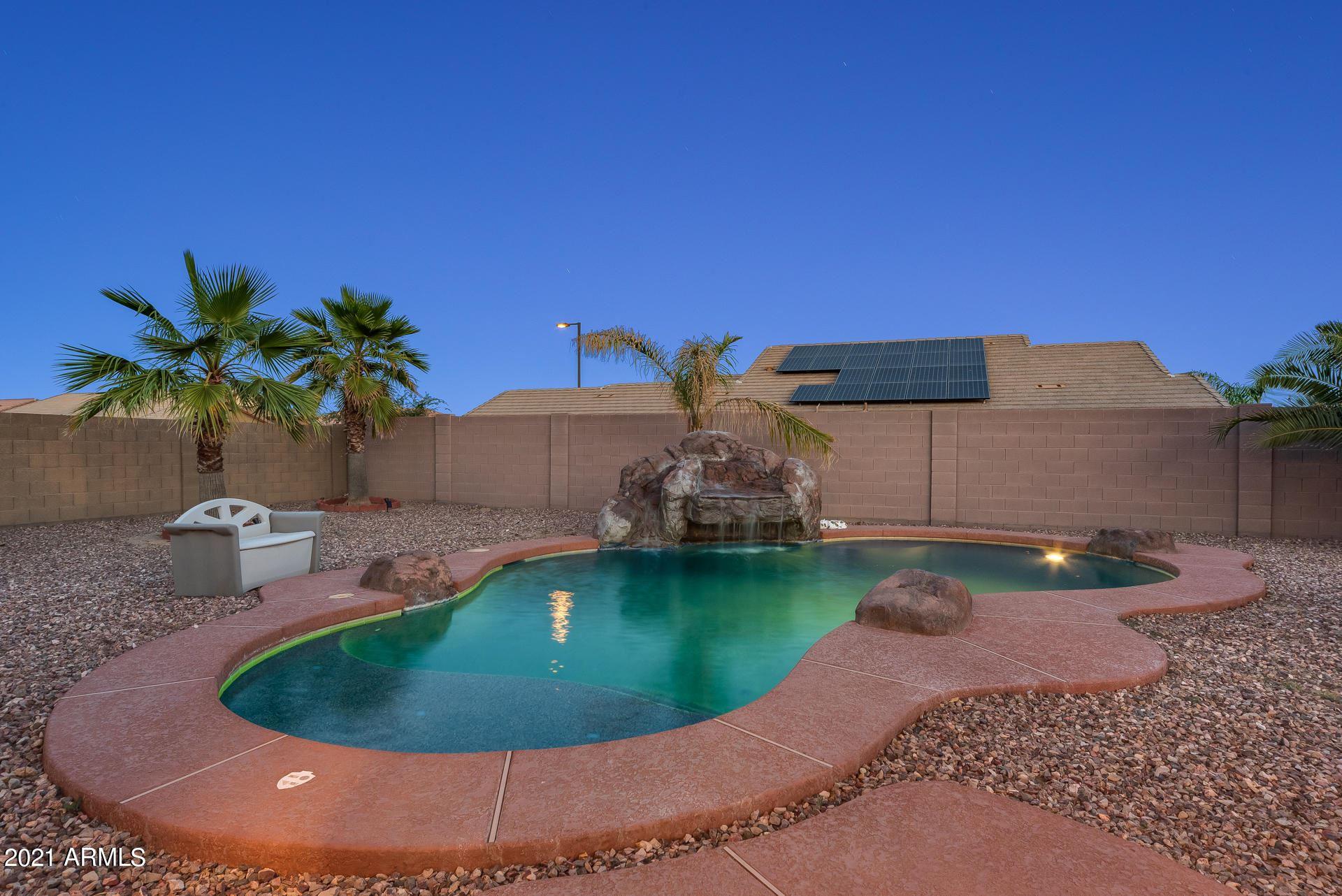 Photo of 21869 W HOPI Street, Buckeye, AZ 85326 (MLS # 6231913)