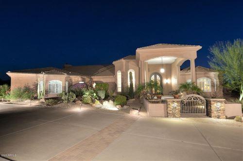 Photo of 9015 E HACKAMORE Drive, Scottsdale, AZ 85255 (MLS # 6126914)