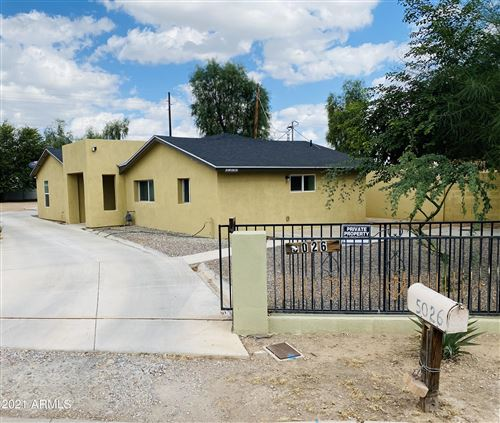 Photo of 5026 W SANDS Road, Glendale, AZ 85301 (MLS # 6309914)