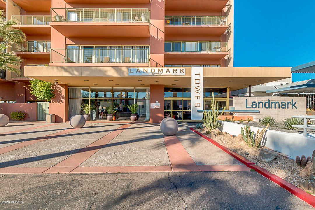 4750 N CENTRAL Avenue #5J, Phoenix, AZ 85012 - MLS#: 6039914