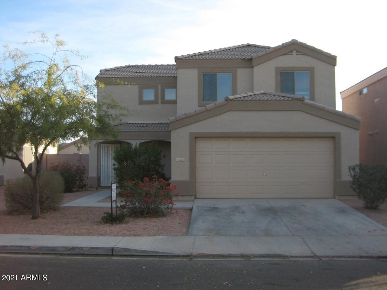 Photo of 12409 W SWEETWATER Avenue, El Mirage, AZ 85335 (MLS # 6199914)
