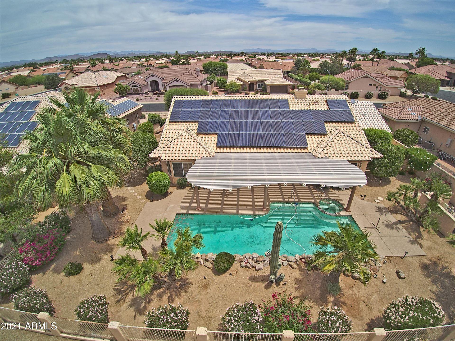 Photo of 15837 W HURON Drive, Sun City West, AZ 85375 (MLS # 6223914)