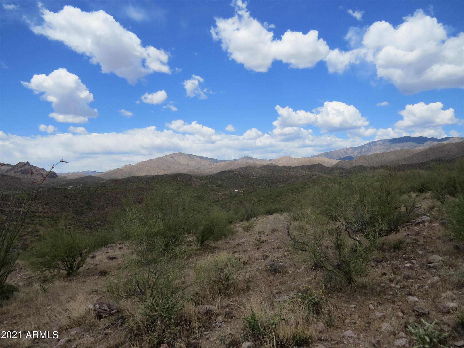 Photo of 000LOT 75B N Columbia Road, Morristown, AZ 85342 (MLS # 6229914)