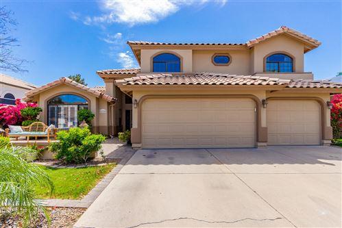 Photo of 1733 E QUEEN PALM Drive, Gilbert, AZ 85234 (MLS # 6218915)