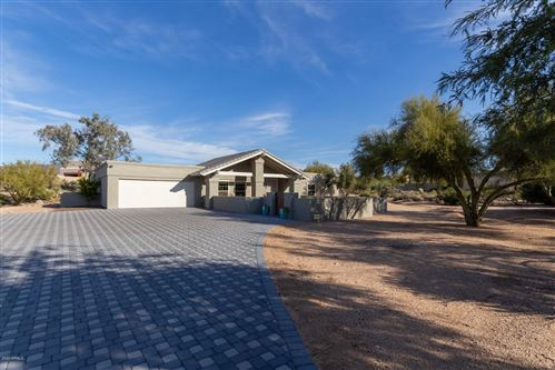 Photo of 9432 E QUAIL Trail, Carefree, AZ 85377 (MLS # 6024917)
