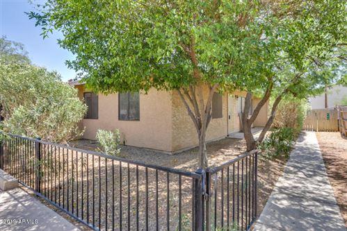 Photo of 4021 E ROBERT E LEE Street #101, Phoenix, AZ 85032 (MLS # 6098917)