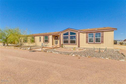 Photo of 4759 N RANGE Road, Maricopa, AZ 85139 (MLS # 6142917)