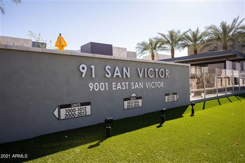 Photo of 9001 E SAN VICTOR Drive #2007, Scottsdale, AZ 85258 (MLS # 6198917)