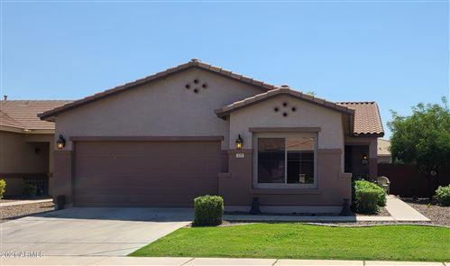 Photo of 219 W DRAGON TREE Avenue, Queen Creek, AZ 85140 (MLS # 6291917)