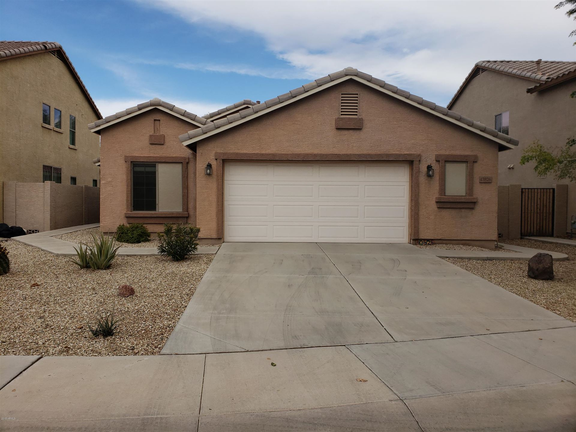 Photo for 43826 W LINDGREN Drive, Maricopa, AZ 85138 (MLS # 6176917)
