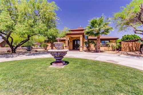 Photo of 9034 W WILLIAMS Road, Peoria, AZ 85383 (MLS # 6217918)