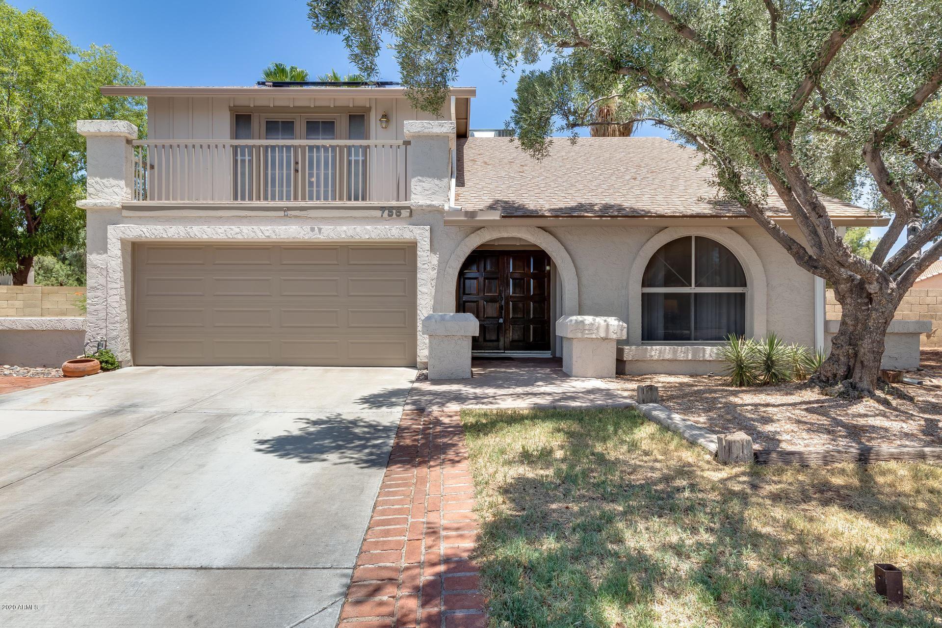 756 W NIDO Circle, Mesa, AZ 85210 - #: 6095918